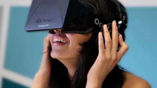 Oculus e AR Drone